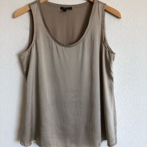 Eileen Fisher Sleeveless Blouse Sz PM